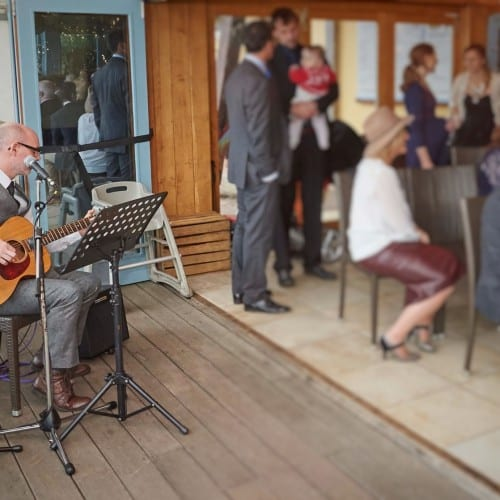 Devon Wedding Singer